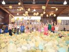 Gladstone Gymnastic held their annual working bee' on October 6.