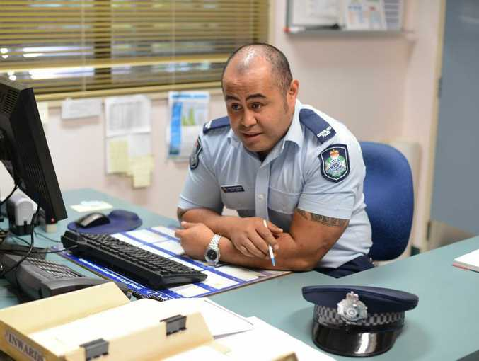 Senior constable Dave Lemalu said that compared to his experiences in other areas, youth crime in Gladstone is not a big issue.