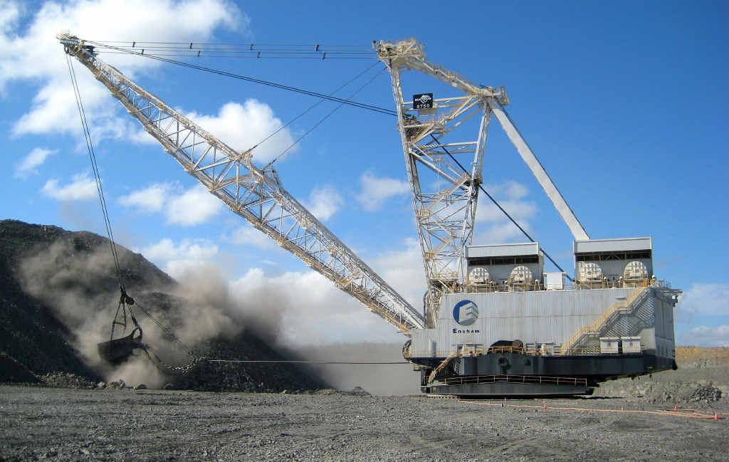 Ensham Mine near Emerald.