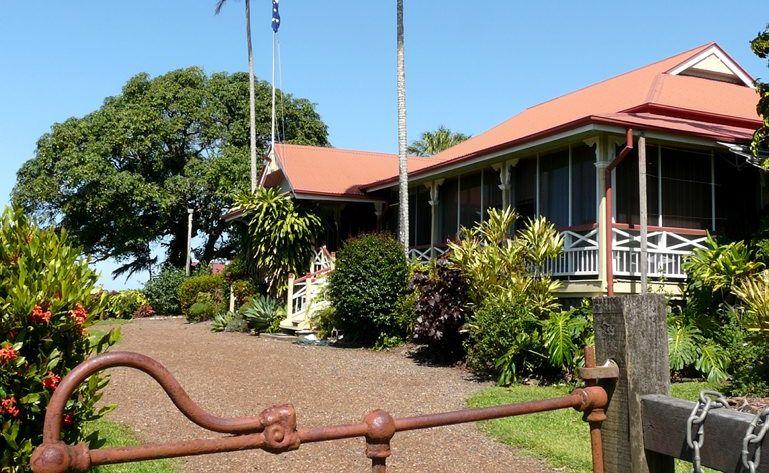Greenmount homestead, near Mackay.