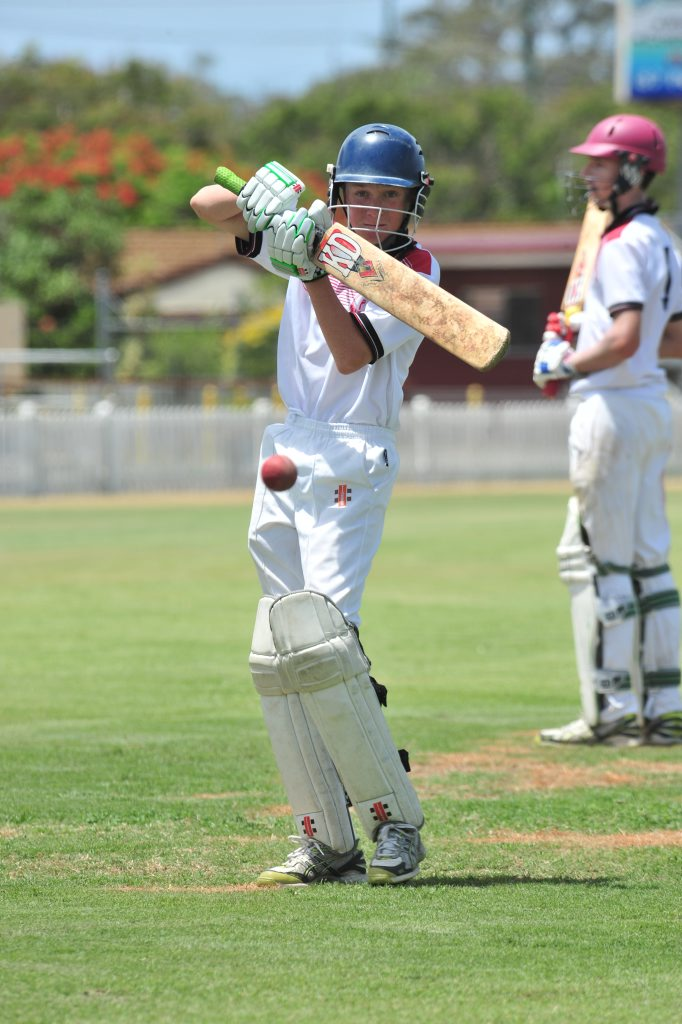 WARM UP: Bundaberg's Joel Saunders will be in action this weekend against Maryborough. Photo: Max Fleet/NewsMail