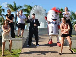 Mackay goes Gangnam Style
