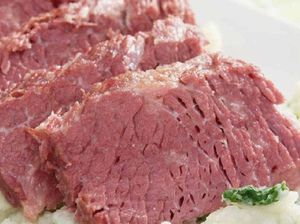 Corned beef a family favourite