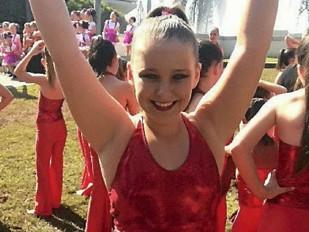 Imogene Griffin was kicked out of her dance troupe. Ms Griffin believes her daughter has been unfairly treated by her dance company.