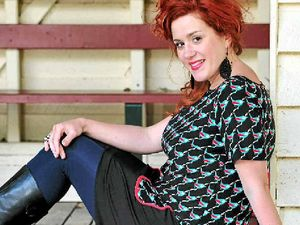 Katie Noonan sings songs about our southern skies