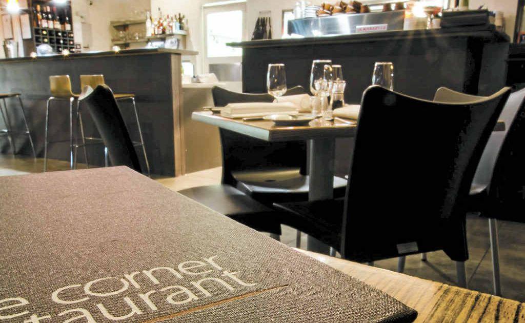 The Corner Restaurant.