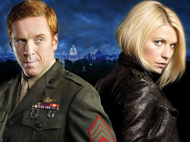 Homeland airs on Channel Ten, Sunday at 8.30pm.