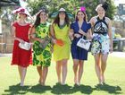 Kate Price, Bree Close, Chelsea Down, Rebecca Palma and Mollie Livingston are looking forward to this weekends race day. Photo Allan Reinikka / The Morning Bulletin