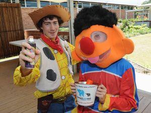 Aldridge students prepare to host family fun day