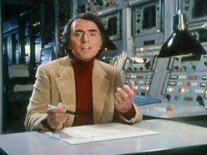 Carl Sagan calculates the likelihood of alien civilisations