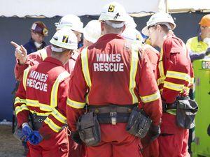 Oaky North's mine wins Australian Mines Rescue Championship