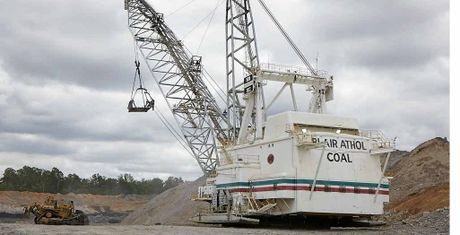 CLOSURE: The Blair Athol mine will close on November 23.