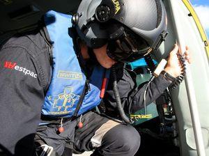 Urgent chopper search needed, Kroombit National Park