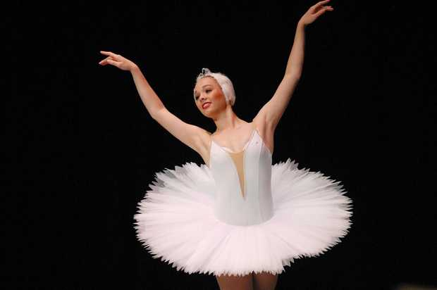 Intermediate Ballet Championship 13 and 14 years Photo Tony Martin / Daily Mercury