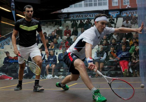 Cameron Pilley in prime touch as he qualifies for the Santiago Open final.
