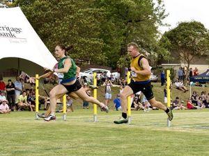 Brisbane runner Nikki Venardos races to historic gift win