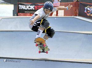 Our skaters soar, given a fair go