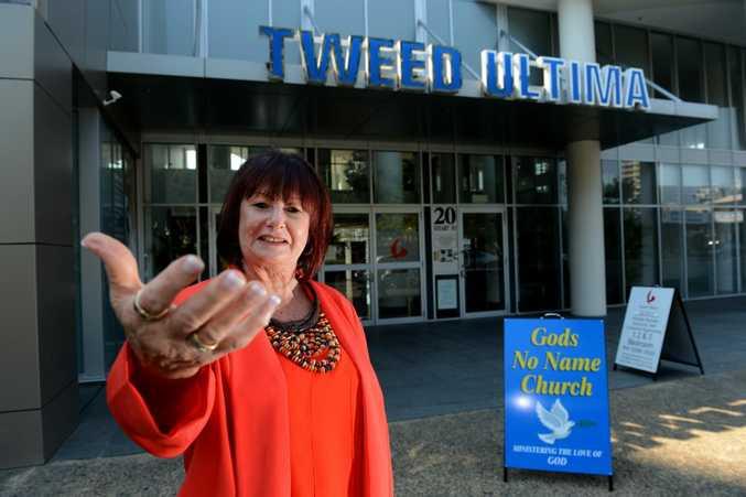 Lyn Borthistle is starting a new church.