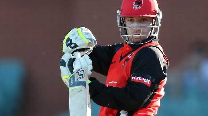 Phillip Hughes of the Redbacks