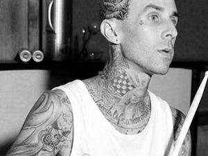 Blink-182 drummer Travis Barker accused of gang involvement