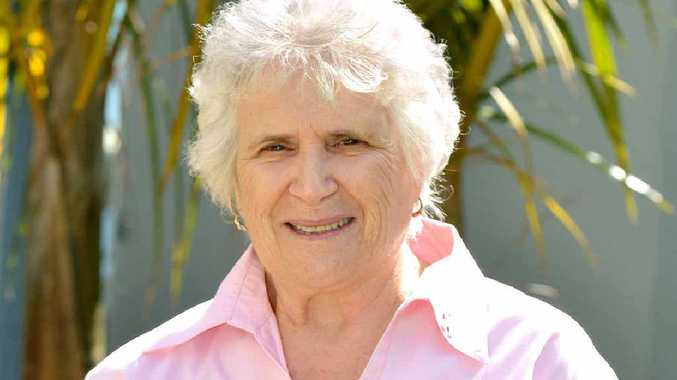McGrath Foundation breast cancer nurse Margaret Stapleton supports patients through their experience.