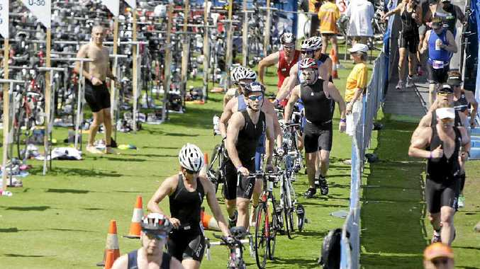 Noosa Triathlon organisers are waiting to hear if competitors face drug testing following revelations about cyclist Lance Armstrong