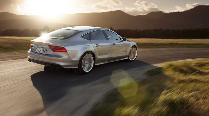 Audi's new S6 and S7 can sprint from standstill to 100kmh in under five seconds.