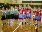 Junior sports action from the basketball courts and cricket fields around Ipswich.