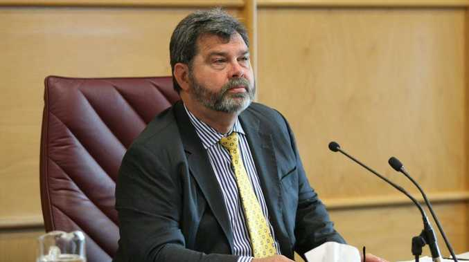 Queensland's chief magistrate Tim Carmody.
