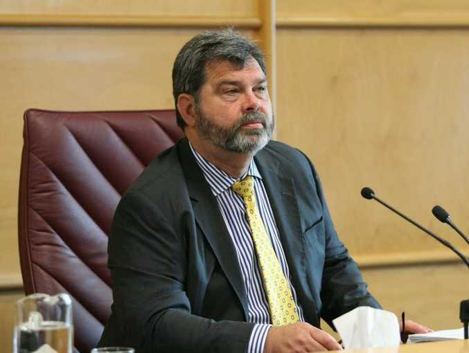 Queensland Chief Justice Tim Carmody is taking four weeks sick leave.