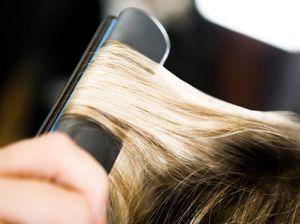 Fair Trading warns hair straighteners are burning kids