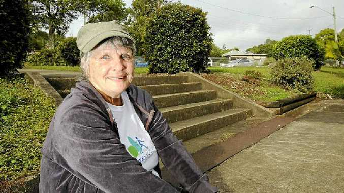Kyogle woman Noelle Lynden-Way is hoping the Grans on Deck project she inspired will help break down the barriers between exuberance of youth and the more circumspect older generation.