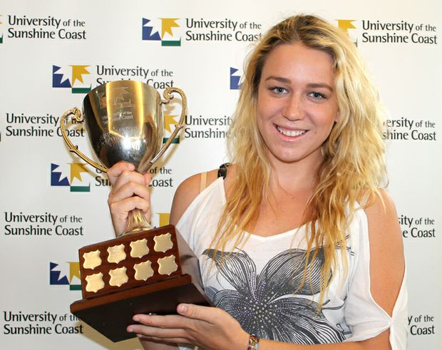 Tessa Wallace is a candidates for Senior Sports Star of the Year.