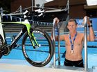 Tweed triathlete takes on the world and wins