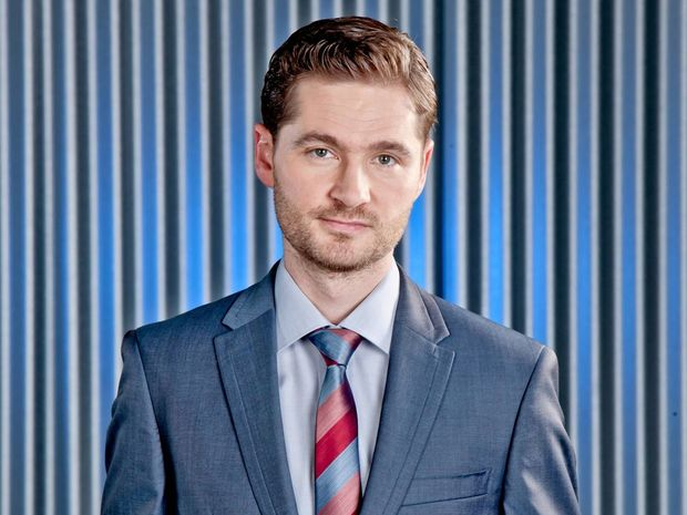The Project's Charlie Pickering.