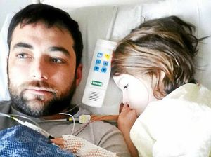 Ava in fight for her life battling a rare kidney disease