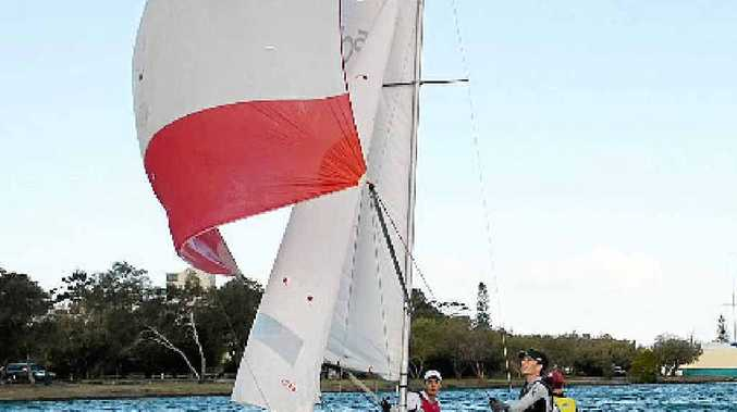 The Mooloolaba Yacht Club Youth Racing Team has been training hard in prepartion for this weekend's State Youth Match Race Championships on the Gold Coast.