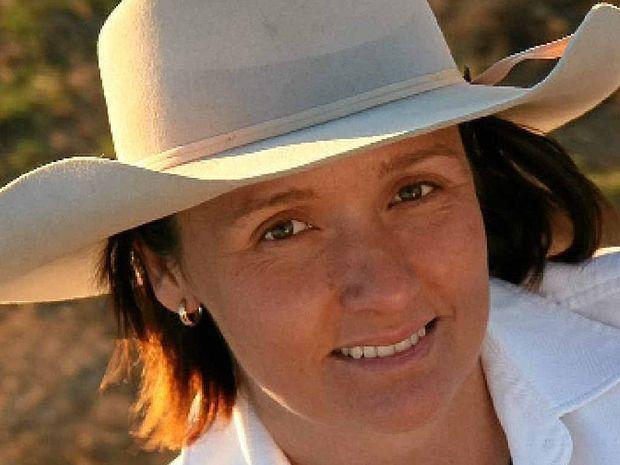 HONOUR: Mundubbera's Kara Knudsen will be awarded the prestigious Nuffield Scholarship.
