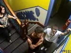Burglary at Federal Backpackers