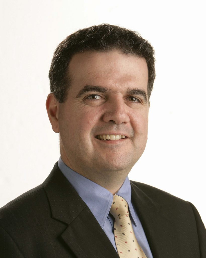 Transport and Main Roads Director-General, Michael Caltabiano.