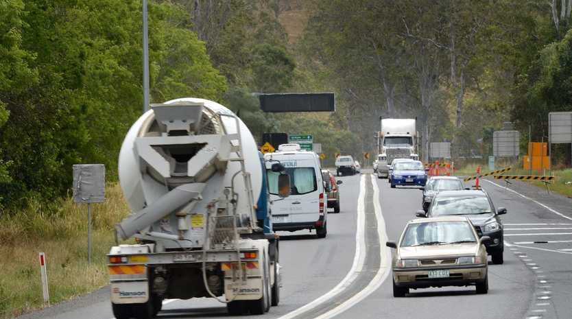 $50 million has been approved to begin design work on the final stage of the Cooroy to Curra Bruce Hwy bypass of Gympie