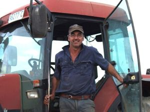 NSW Farmer of the year finalists.