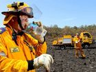 Firies put to the test by bushfire outbreak