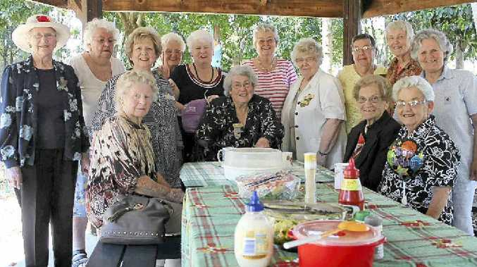 GREAT VIEW: The Lismore Day VIEW Club celebrated its 45th anniversary last Tuesday.