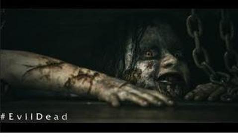Evil Dead - The Official Redband Teaser Trailer