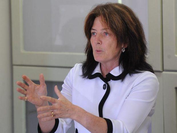 Lennox-based MP Catherine Cusack