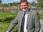 Queensland Minister for agriculture, forestry and fisheries John McVeigh.