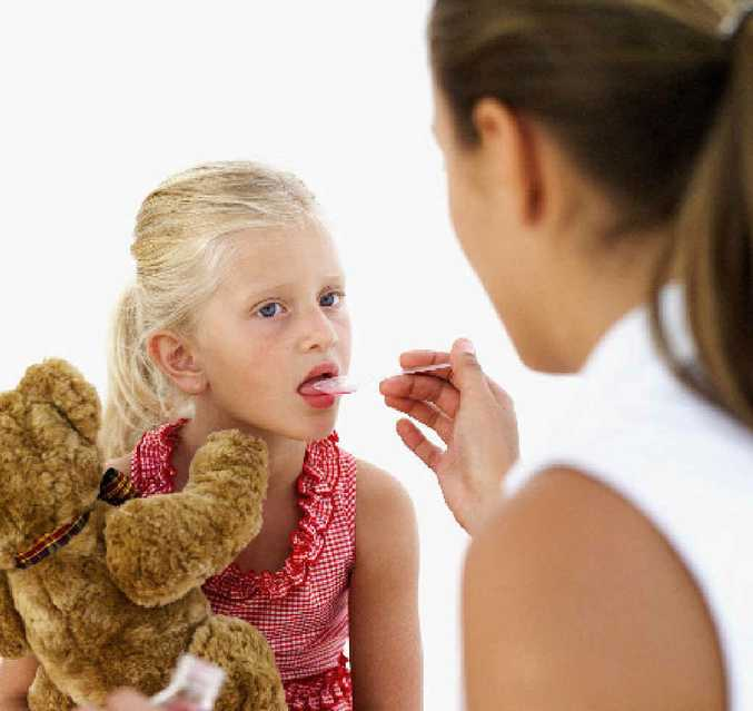 New advice from the Therapeutic Goods Administration says the potential for harm from cough and cold medicines in young children outweighs the potential benefits.