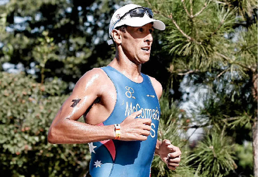 Noosa Triathlon winner Chris McCormack is coming back for another crack this year.