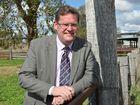 Agriculture Minister John McVeigh